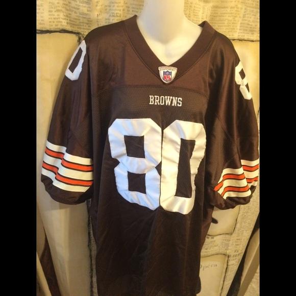 Reebok Other - EUC-Reebok Cleveland Browns Jersey-XXL (58)